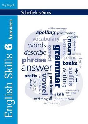 English Skills Answers Book 6 - English Skills (Paperback)