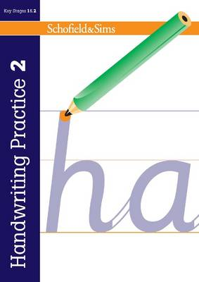 Handwriting Practice Book 2: KS2, Ages 7-11 (Paperback)