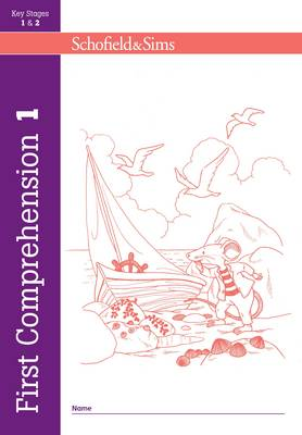 First Comprehension Book 1 - First Comprehension 1 (Paperback)