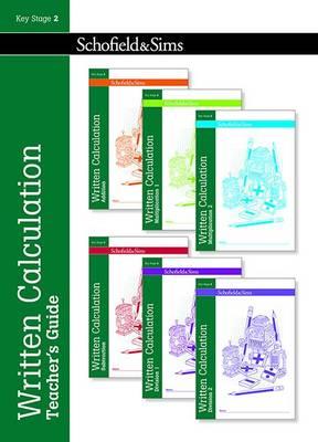 Written Calculation Teacher's Guide - Written Calculation (Paperback)