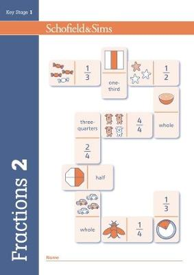 Fractions, Decimals and Percentages Book 2 (Year 2, Ages 6-7) (Paperback)