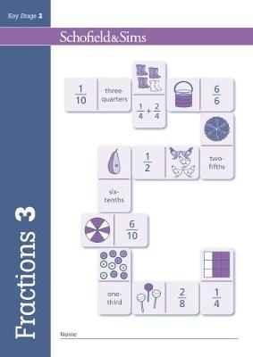 Fractions, Decimals and Percentages Book 3 (Year 3, Ages 7-8) (Paperback)