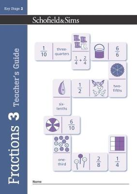 Fractions, Decimals and Percentages Book 3 Teacher's Guide (Year 3, Ages 7-8) (Paperback)