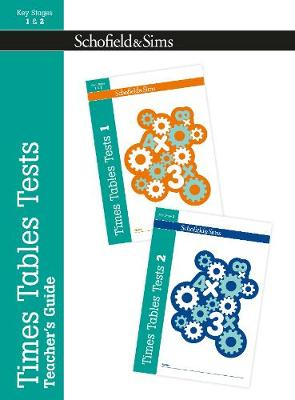 Times Tables Tests Teacher's Guide - Times Tables Tests (Paperback)
