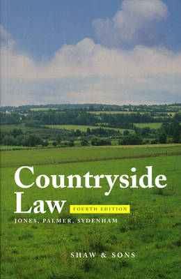 Countryside Law (Paperback)
