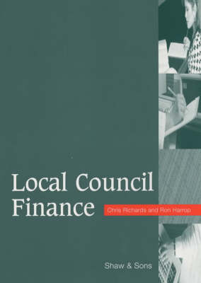 Local Council Finance (Paperback)