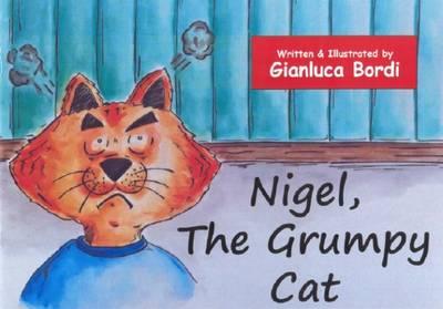 Nigel, the Grumpy Cat (Paperback)