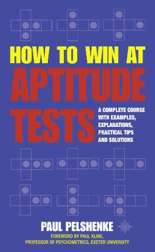 How to Win at Aptitude Tests (Paperback)