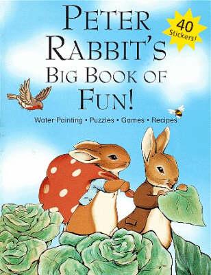 Peter Rabbit's Big Book of Fun! (Paperback)