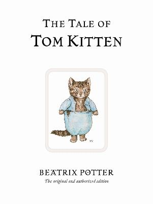 The Tale of Tom Kitten - Beatrix Potter Originals (Hardback)