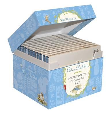 World of Peter Rabbit Giftbox (Tales 1-12): Tales 1-12