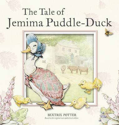 The Tale of Jemima Puddle-Duck (Board book)