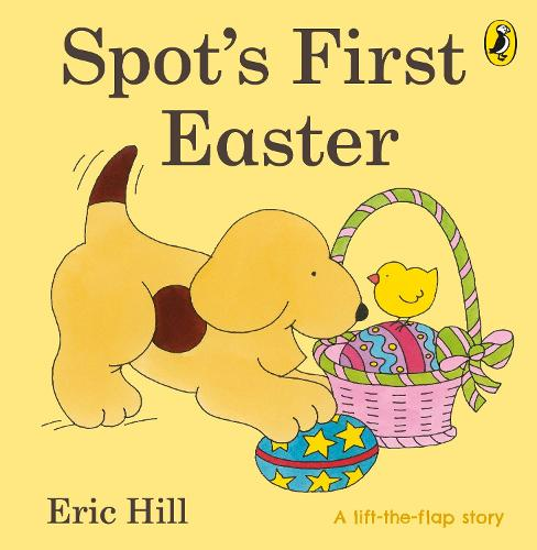 Spot's First Easter Board Book (Board book)