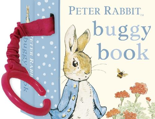 Peter Rabbit Buggy Book (Board book)
