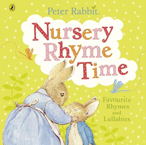 Peter Rabbit Nursery Rhyme Time Pr Baby Books Board Book