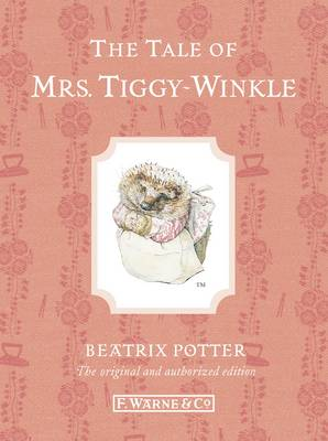 The Tale of Mrs. Tiggy-Winkle - BP 1-23 (Hardback)