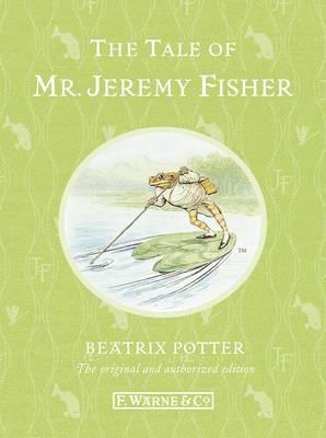 The Tale of Mr. Jeremy Fisher - BP 1-23 (Hardback)