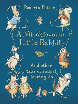 A Mischievous Little Rabbit (Hardback)