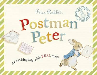 Postman Peter (Hardback)