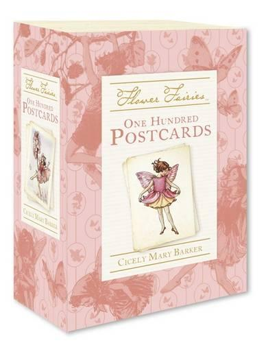 Flower Fairies One Hundred Postcards (Paperback)