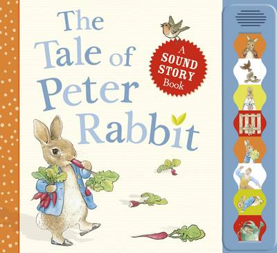 The Tale of Peter Rabbit A sound story book - PR Baby books (Board book)