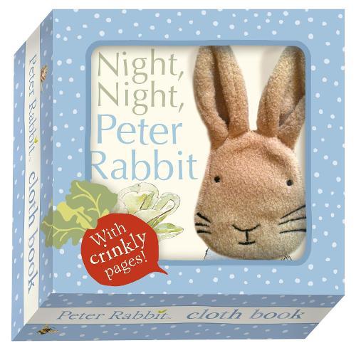 Night Night Peter Rabbit: Cloth Book (Rag book)