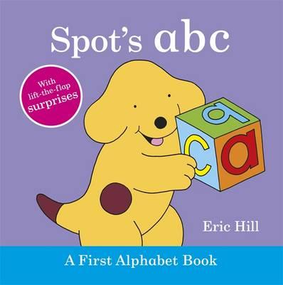Spot's ABC: A First Alphabet Book (Board book)