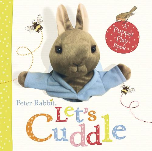 Peter Rabbit Let's Cuddle (Board book)