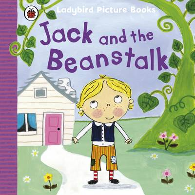 Jack and the Beanstalk: Ladybird Picture Books (Paperback)