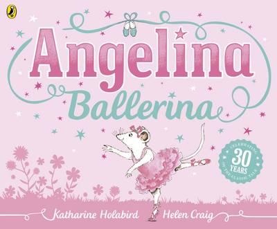 Angelina Ballerina - Angelina Ballerina (Paperback)