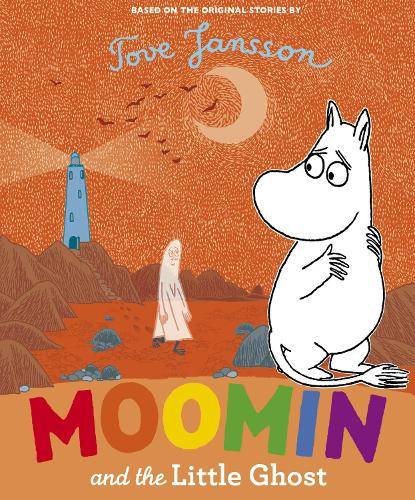 Moomin and the Little Ghost - Moomin (Paperback)