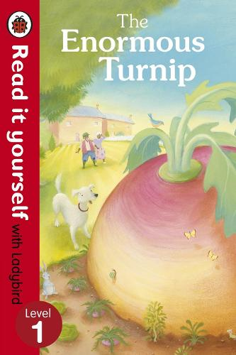 The Enormous Turnip: Read it yourself with Ladybird: Level 1 (Paperback)