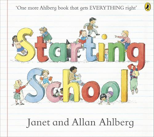 Image result for starting school janet ahlberg