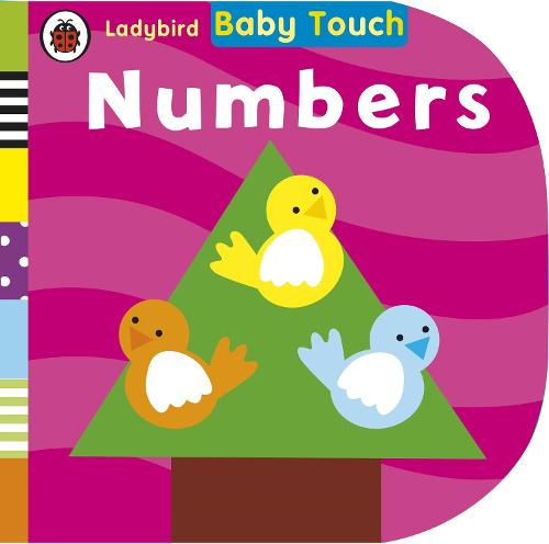 Baby Touch: Numbers (Board book)