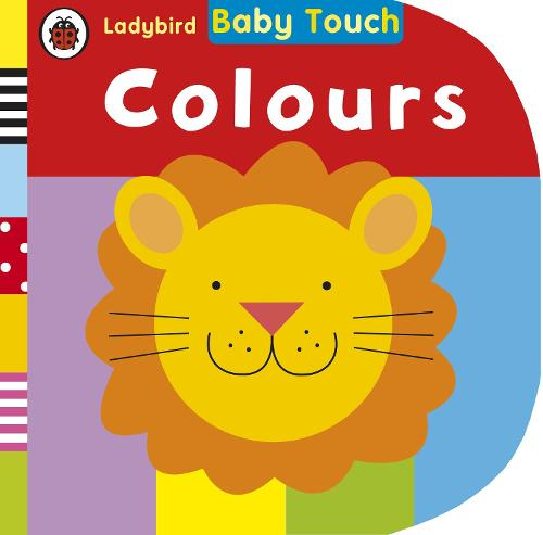 Baby Touch: Colours (Board book)