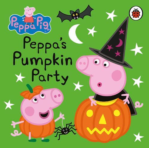 Peppa Pig: Peppa's Pumpkin Party - Peppa Pig (Board book)