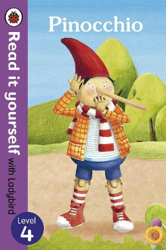 Pinocchio - Read it yourself with Ladybird: Level 4 - Read It Yourself (Paperback)