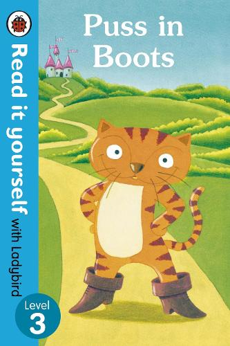 Puss in Boots - Read it yourself with Ladybird: Level 3 - Read It Yourself (Paperback)