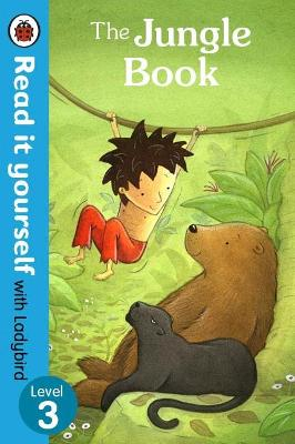 The Jungle Book - Read it yourself with Ladybird: Level 3 (Paperback)