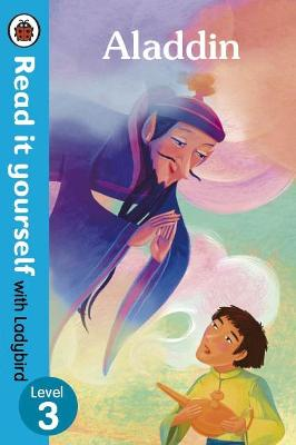 Aladdin - Read it yourself with Ladybird: Level 3 - Read It Yourself (Paperback)