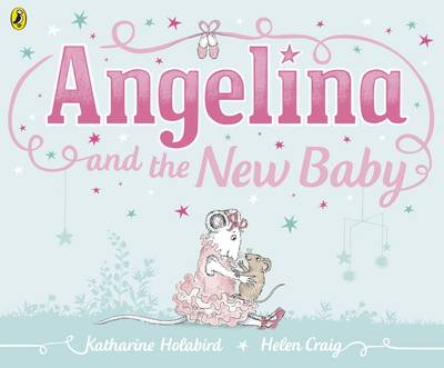 Angelina and the New Baby (Paperback)