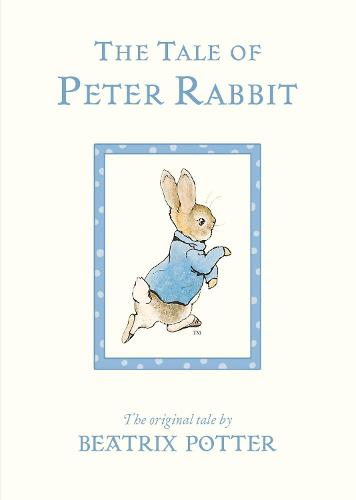The Tale Of Peter Rabbit - Beatrix Potter Originals (Board book)