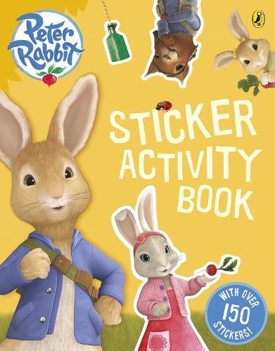 Peter Rabbit Animation: Sticker Activity Book (Paperback)