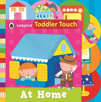 Toddler Touch: At Home (Board book)