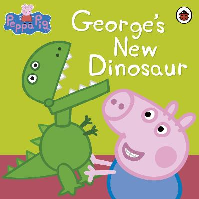 Peppa Pig: George's New Dinosaur