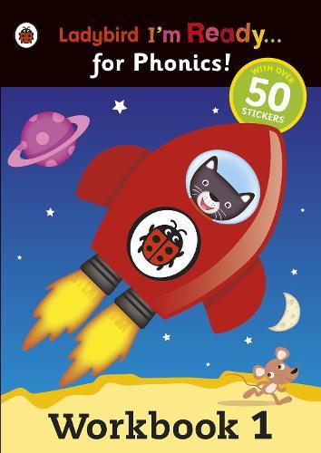 Workbook 1: Ladybird I'm Ready for Phonics (Paperback)