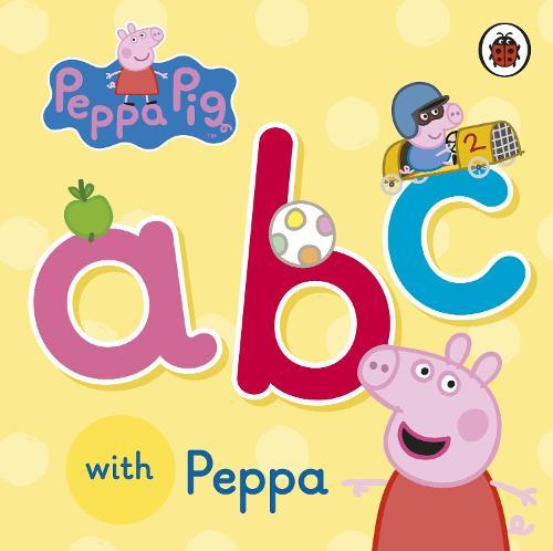Peppa Pig: ABC with Peppa - Peppa Pig (Board book)