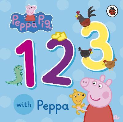 Peppa Pig: 123 with Peppa - Peppa Pig (Board book)