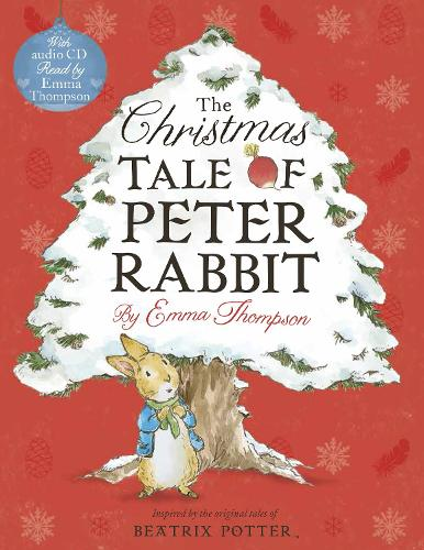 The Christmas Tale of Peter Rabbit: Book and CD (Paperback)