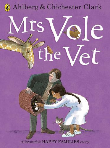 Mrs Vole the Vet - Happy Families (Paperback)